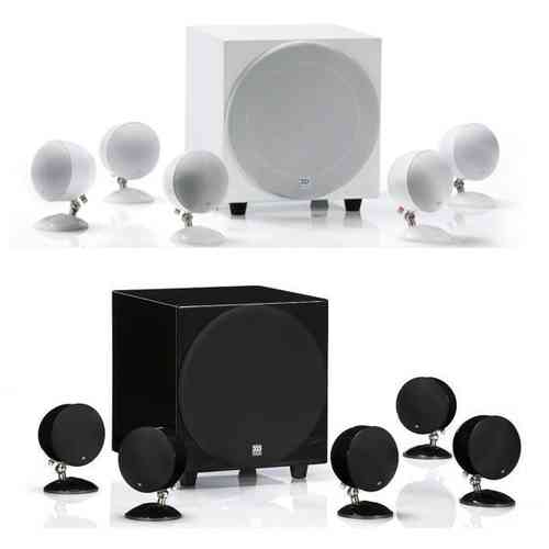 Soundspot MT-1 Bundle (5 x SP-1s with SUB 8X Subwoofer)